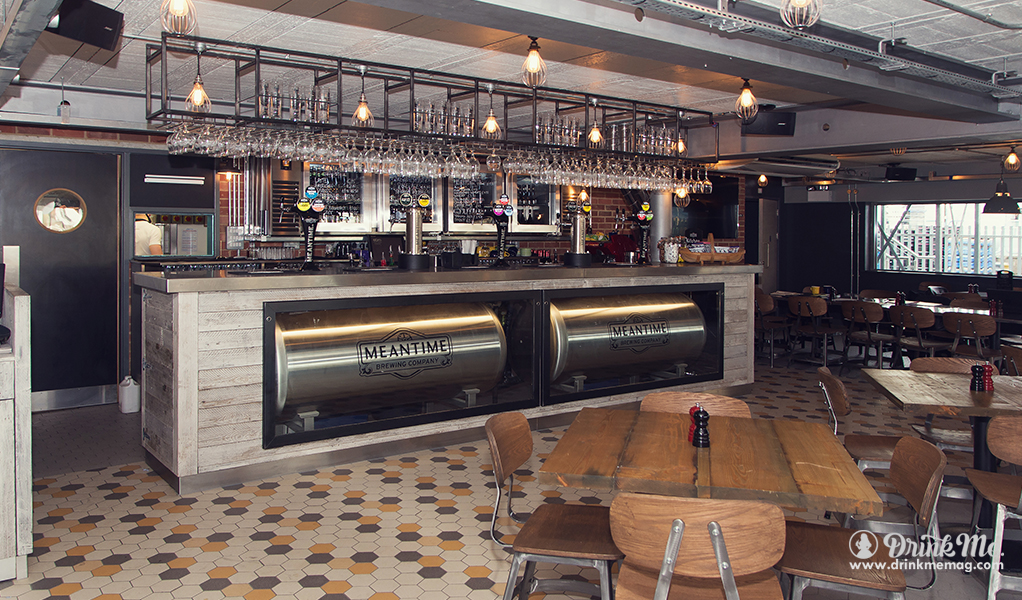 Where to find 5 of the best breweries in london drink me for Craft beer pubs near me