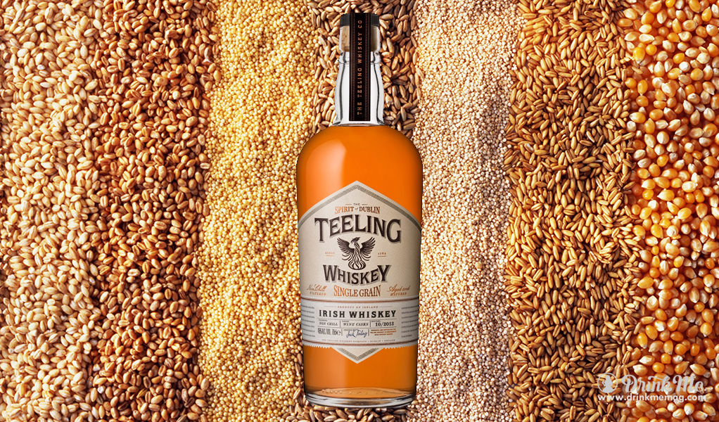 Teeling Single Grain Drink Me