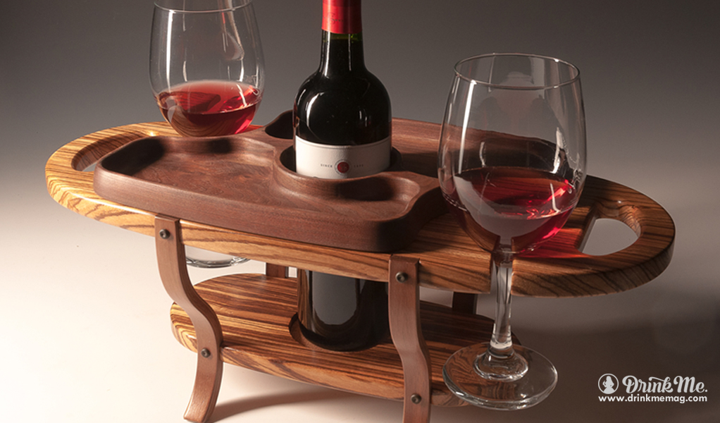 Fine Wine Caddy