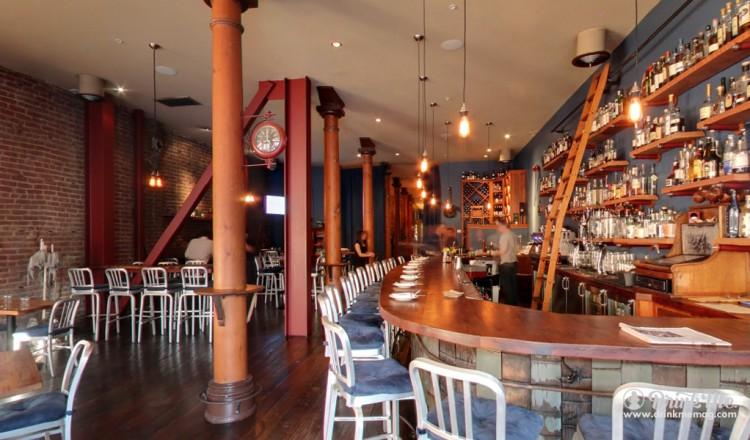 Martin West Bar