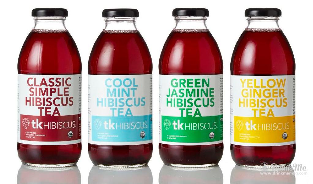 Refresh And Replenish TK Hibiscus Tea