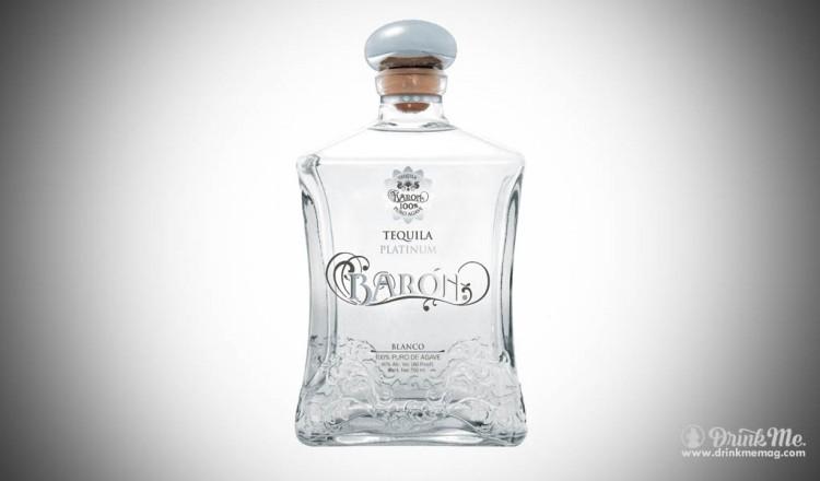Baron Tequila Plartinum drinkmemag.com drink me