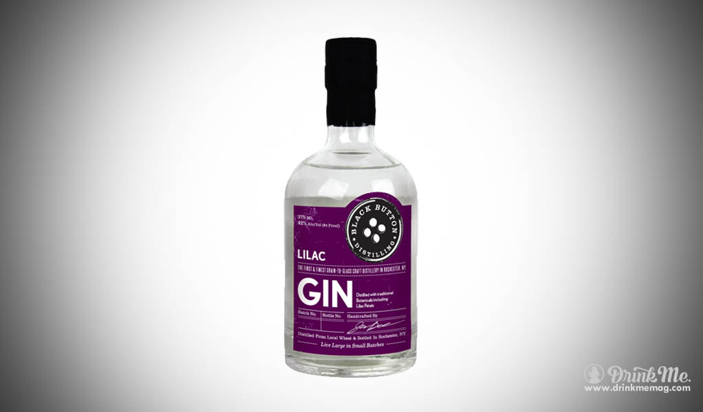 Black Button Distilling Lilac Gin Drink Me