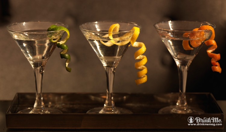 Donovan Bar Martini Flight Browns Hotel Drink Me
