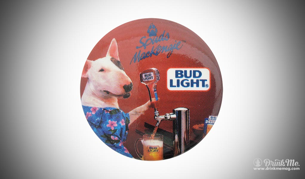 Drink Me drinkmemag.com Pop Culture Drinking Spuds MacKenzie