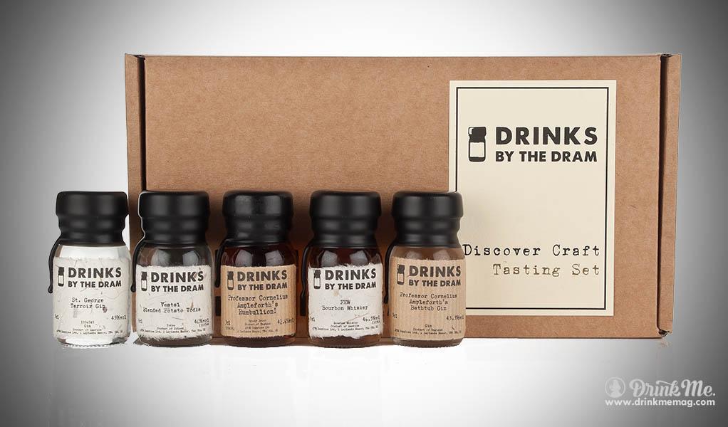 Drinks By The Dram Tasting Set