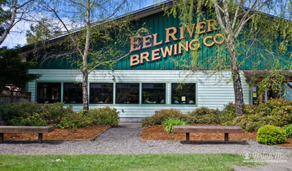 Eel River Brewing Drinkmemag.com Drink Me