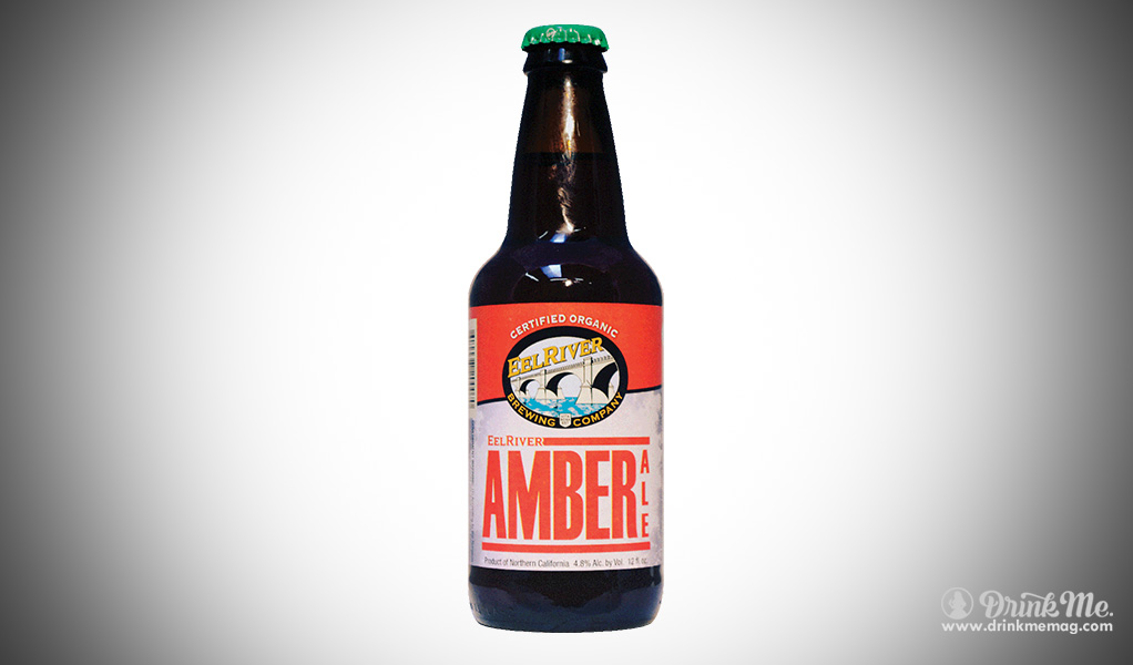 Eel  River Brewing Drinkmemag.com Drink Me  Amber Ale