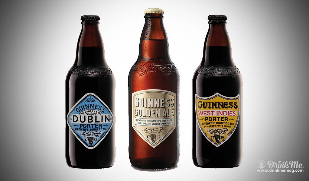Guinness Porter Golden Ale