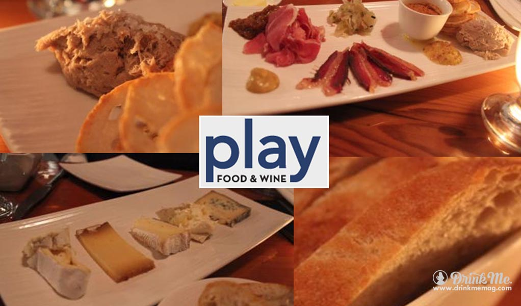 Play Food & Wine Best Wine Bar In Ottawa Drink Me