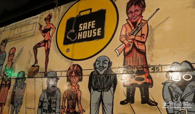 Safe House Milwaukee Drink Me