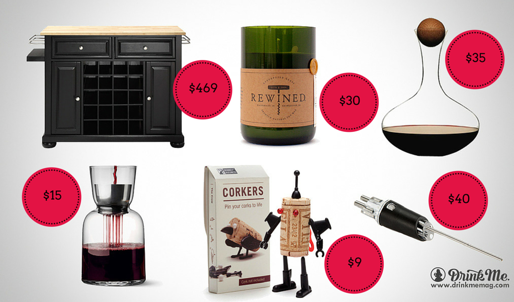 Ultimate Wine Lover Gift Guide July 29th Feature Image