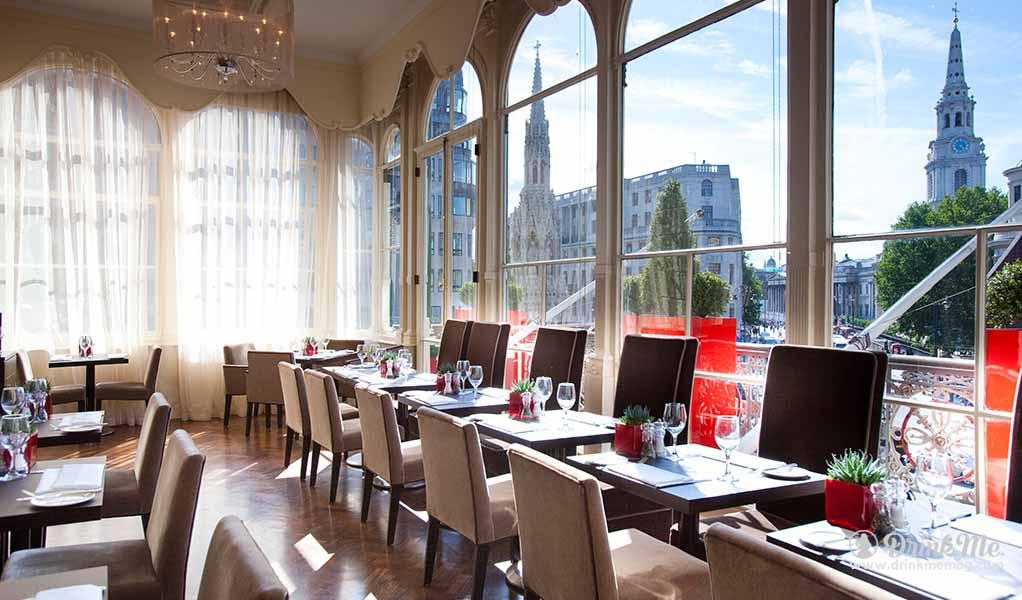 AMBA Hotel Charing Cross Drinkmemag.com Drink Me restaurant
