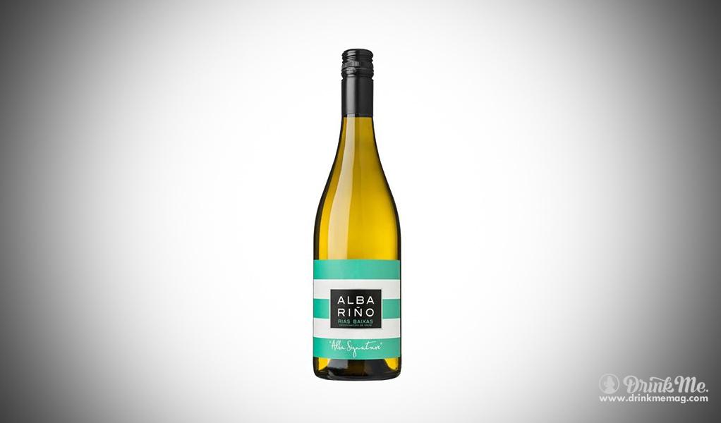 Alba Signature Albarino 2013 drinkmemag.com Drink Me Mag Best UK Wines