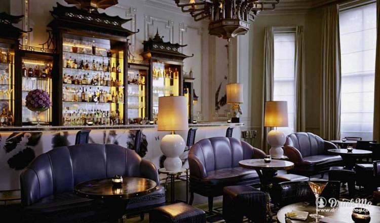 Artesian Bar Langham drinkmemag.com dirnk me best hotel bars in london