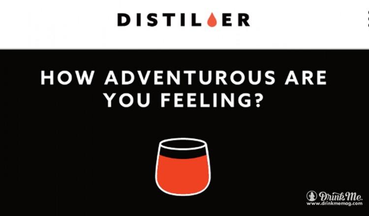Distiller App Whiskey Drinkmemag.com drink me