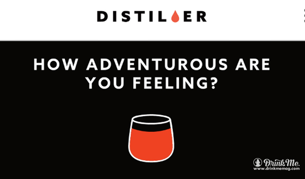 Distiller App Whiskey Drinkmemag.com drink me