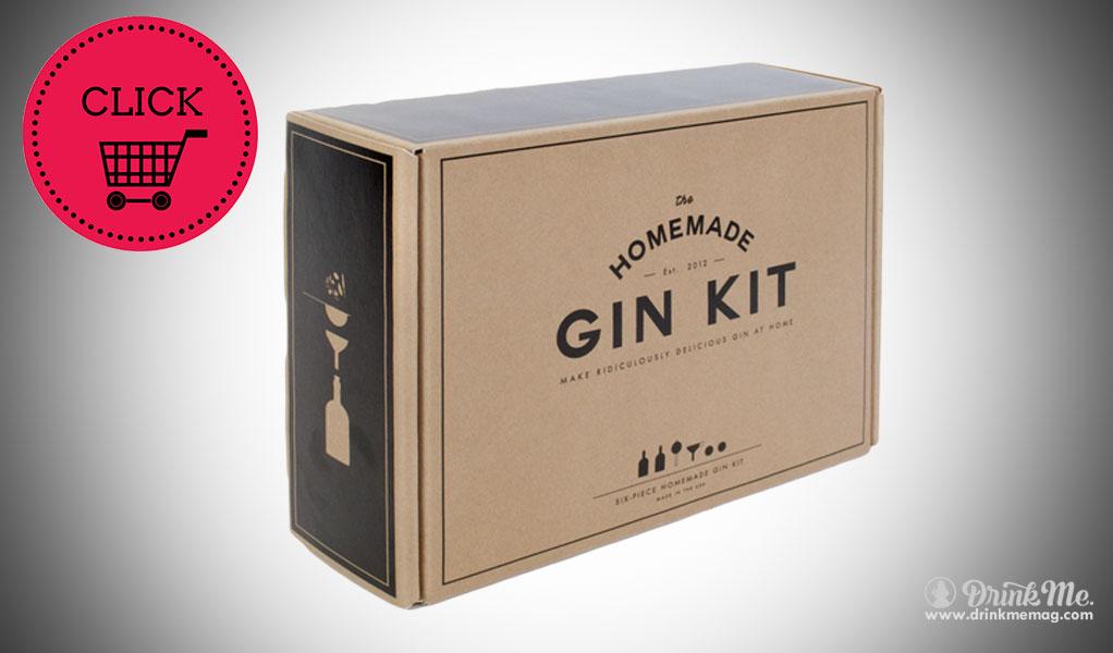 Homemade Gin Kit Drinkmemag.com drinkme