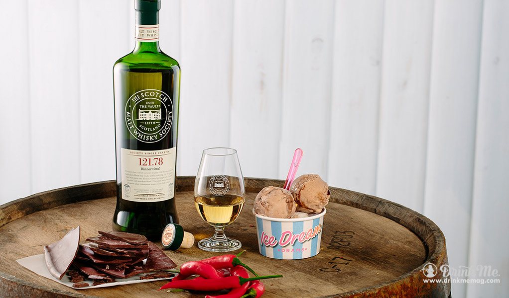 Ice Cream WHisky Drinkmemag.com Drink Me