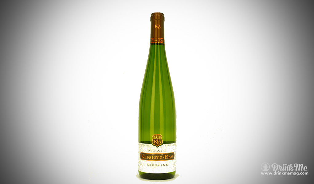 Kuentz Bas Riesling Blank Alsace Header DrinkMemag.com Drink Me Alsation Wine