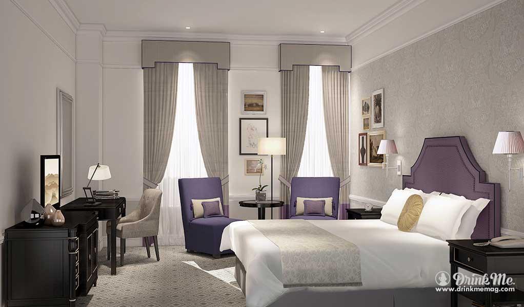 Langham Hotel London Drinkmemag.com drinkme BEdroom Langham Wing