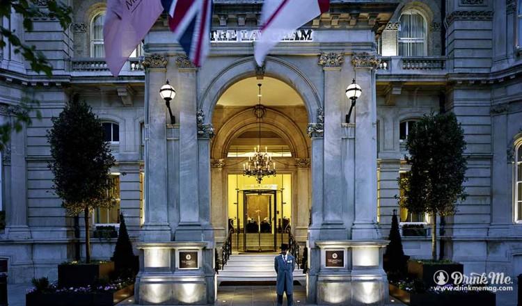 Langham Hotel London Drinkmemag.com drinkme Entrance