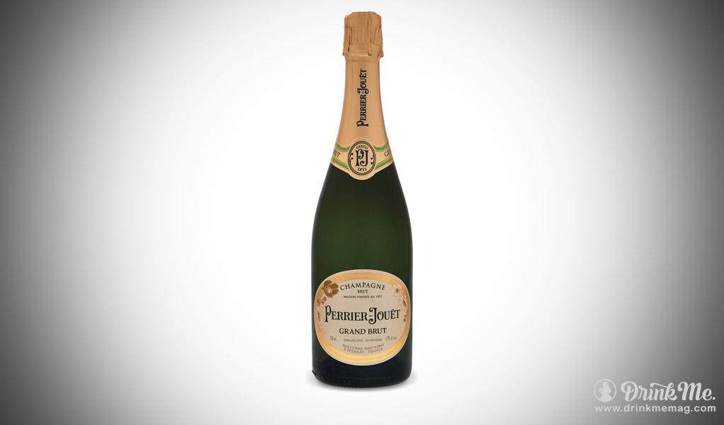 Perrier Jouet Grand Brut drinkmemag.com drink me