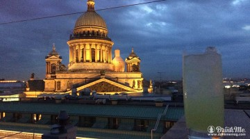 W HOTEL Best bars in st peterburg drinkmemag.com drink me