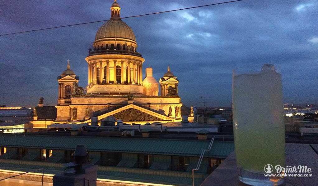 W HOTEL Best bars in st peterburg drinkmemag.com drink me
