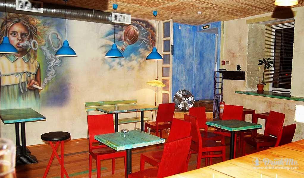 borodabar Best bars in st peterburg drinkmemag.com drink me