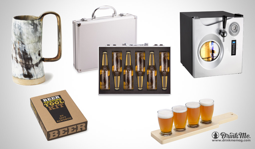 Beer Gadgets Beer Gear drinkmemag.com drink me Product Guide Gifts