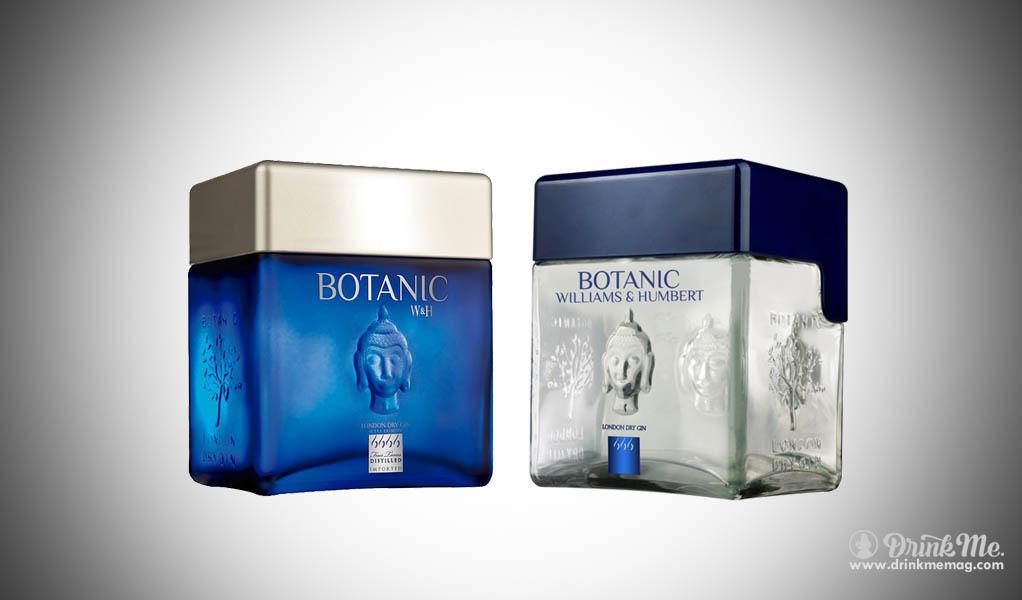 Botanic williams and hubert gin drinkmemag.com drink me