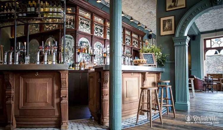 Bull & Gate bar