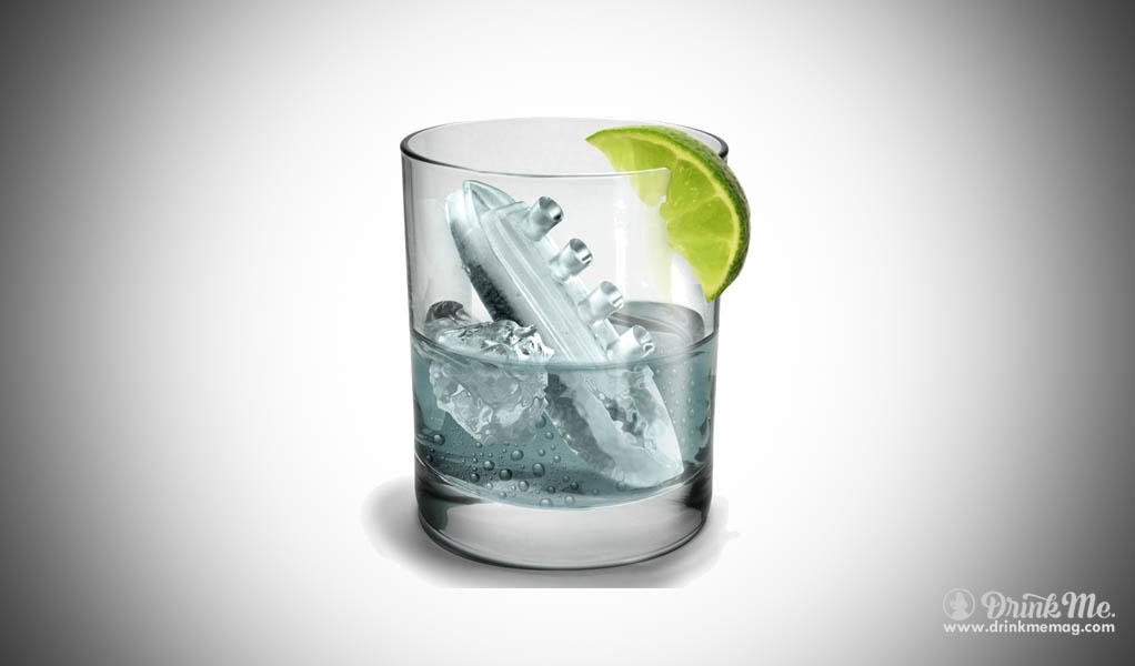 Gin and Titonic Ice Cube Tray drinkmemag.com drink me
