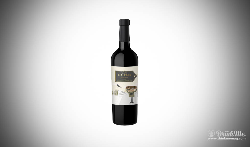 Las Melatas  drinkmemag.com drink me best malbecs cheap malbec best quality malbec