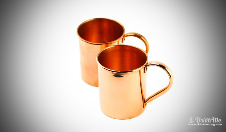 Moscow Mule Mugs drinkmemag.com drink me