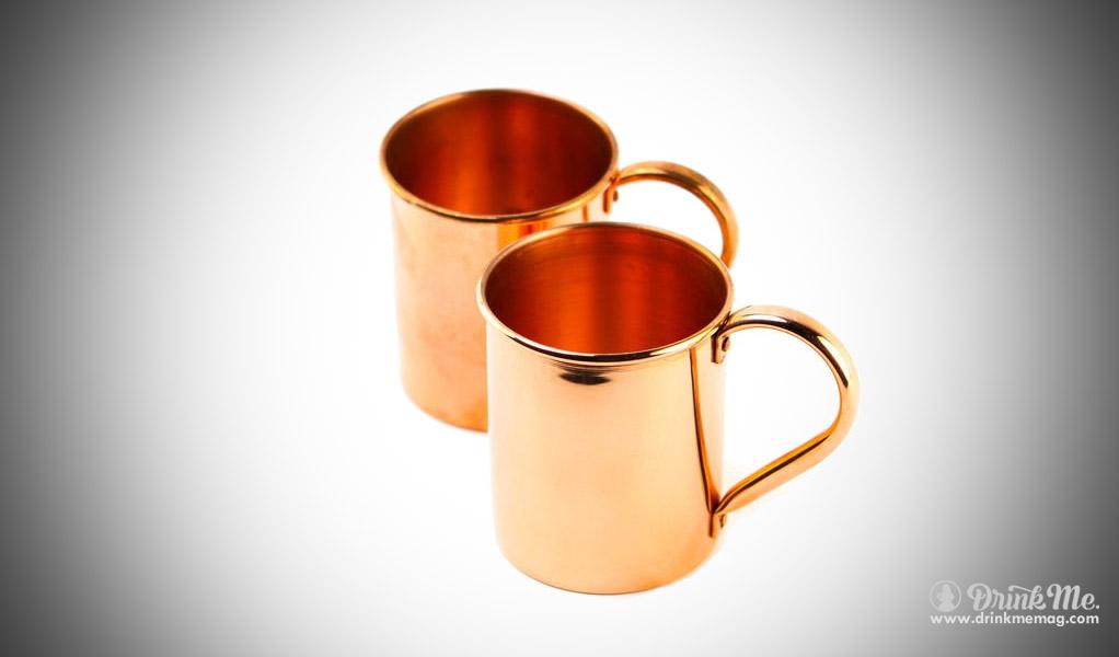 Moscow Mule Mugs drinkmemag.com drink me