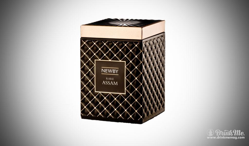 Newby Asam Tea drinkmemag.com drink me