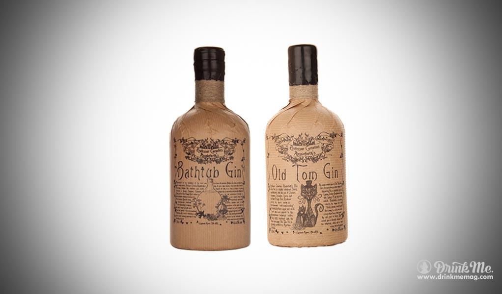 Old Tom Gin Bathtub Gin Drinkmemag.com Drink Me