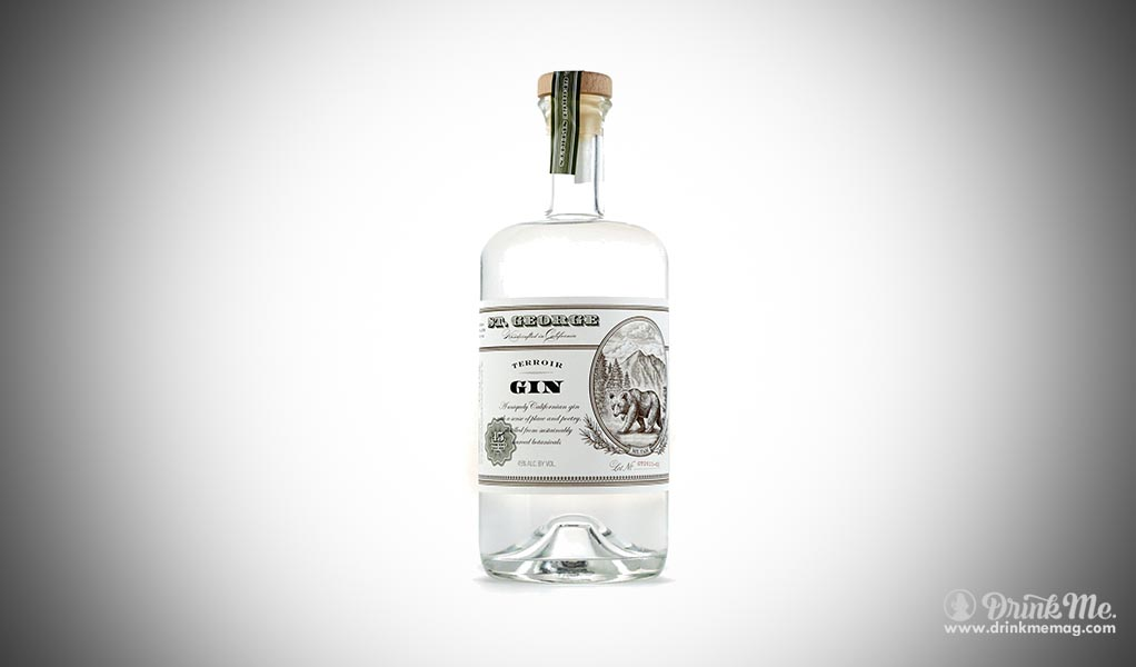 Terroir Gin St George Drinkmemag.com Drink Me Gin Buy Now