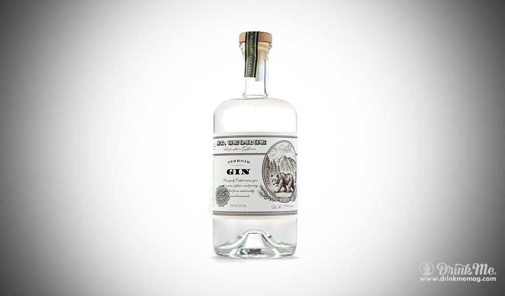 Terroir Gin St George Drinkmemag.com Drink Me Gin Buy Now