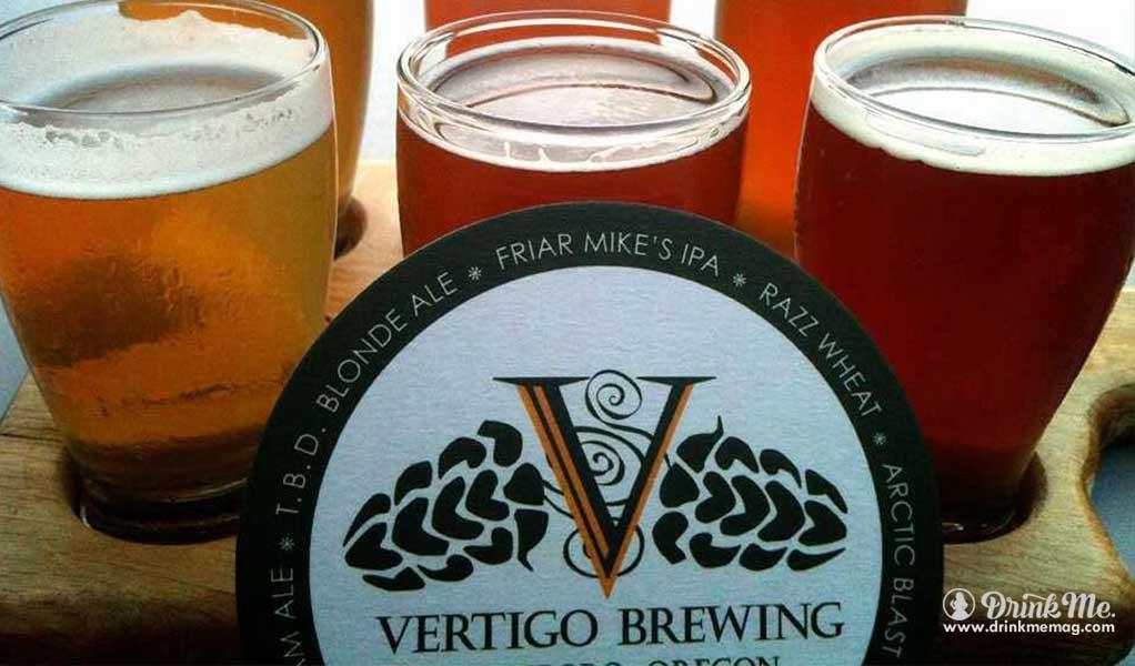 Vertigo Brewing  drinkmemag.com drink me best beer in portland