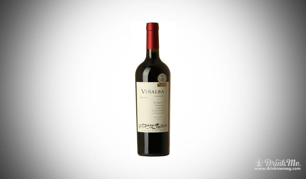 Vinalba  drinkmemag.com drink me best malbecs cheap malbec best quality malbec