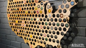 drinkmemag.com drink me USA Beer Cap Map