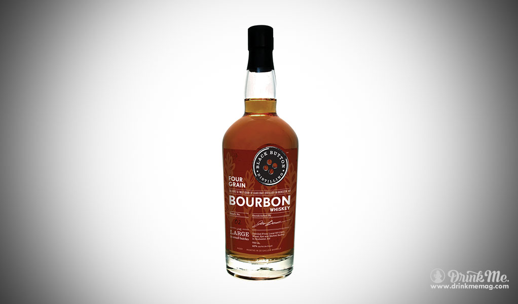 FOUR GRAIN BOURBON BLACK BUTTON DISTILLING DRINKMEMAG.COM DRINK ME