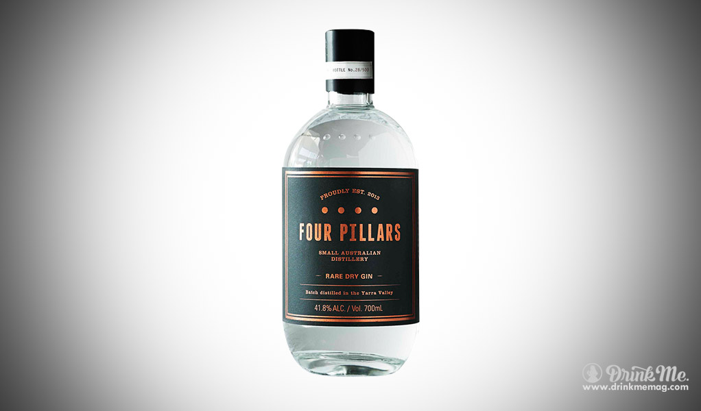 Four PIllars Gin drinkmemag.com drink me
