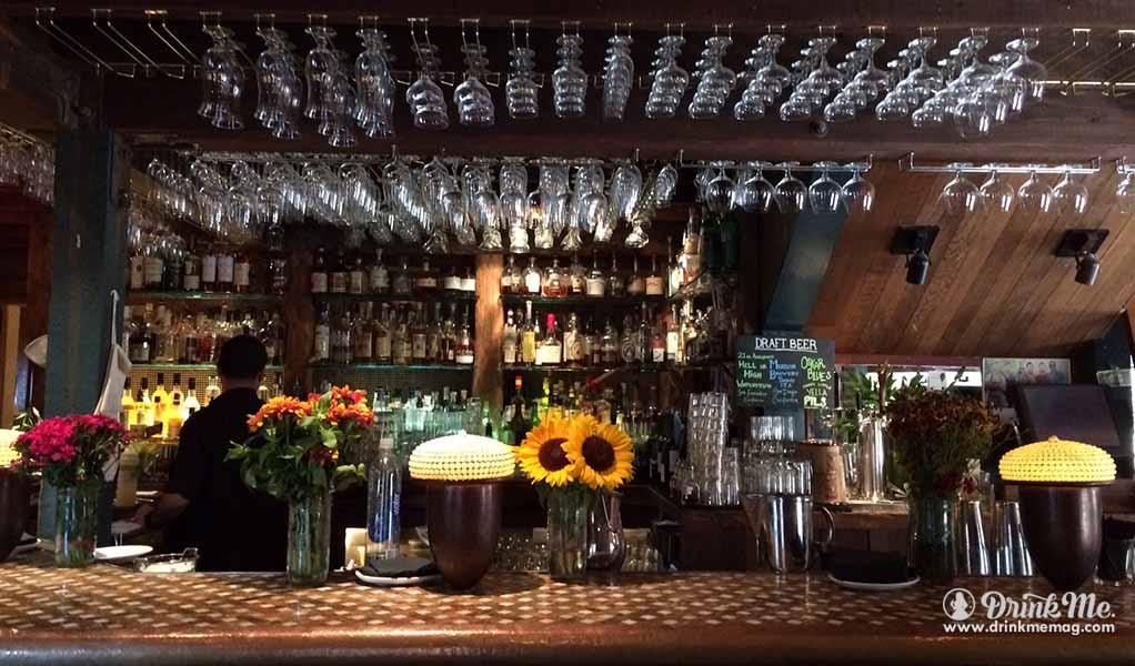 Goose Bar Best cocktails in Napa drinkmemag.com drink me