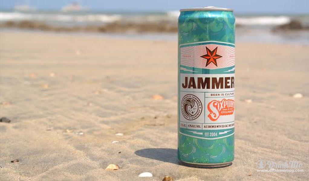 Jammer beer six point brewery drinkmemag.com drink me