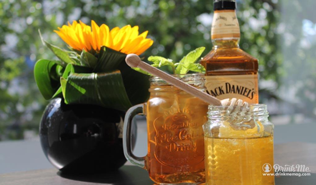 Lancaster Hotel Cocktail Bee Honey Jack Daniels
