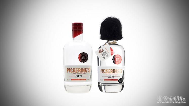 PIckerings Gin drinkmemag.com drink me